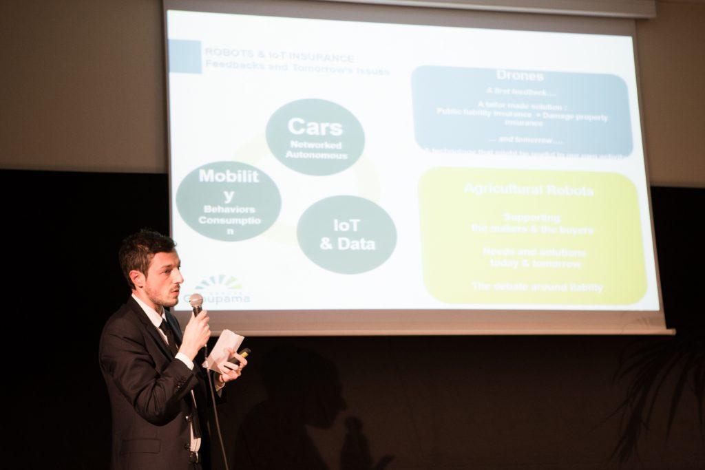 FIRA 2016 - Naïo Technologies - Guillaume Suc Groupama