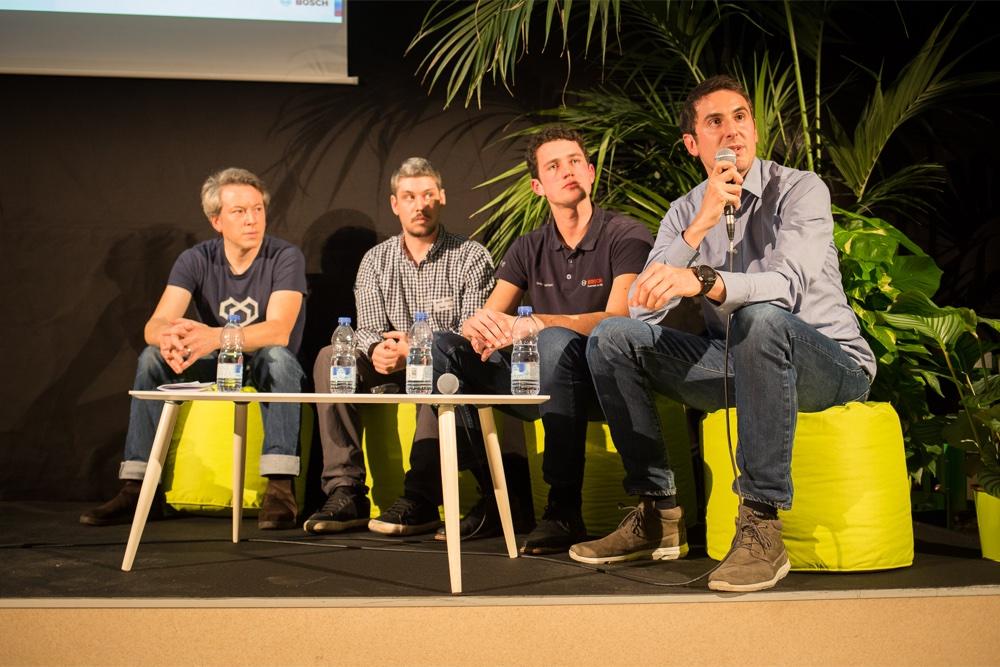 FIRA 2016 - Naïo Technologies - Speakers