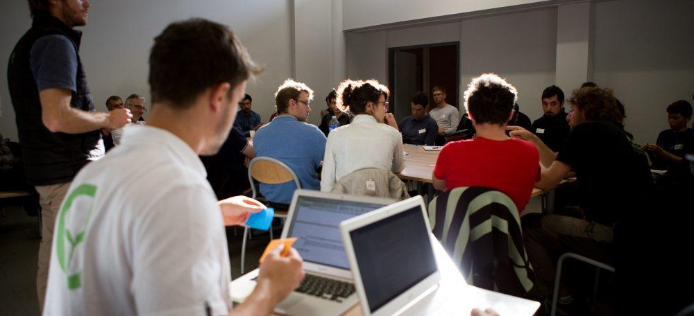 Barcamp FIRA 2016 - Agronomie et nouvelles technologies