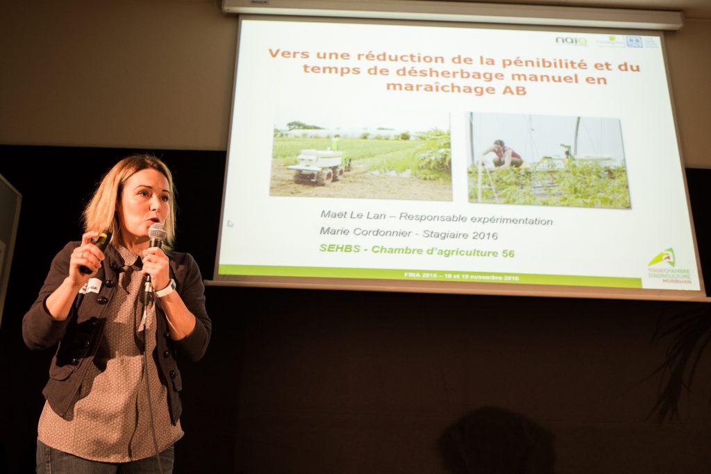 FIRA 2016 - Naïo Technologies - Maët Le Lan